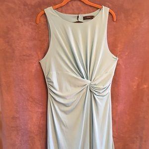 The Limited Light Aqua Dress XL